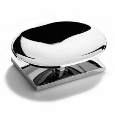 Samuel Heath L140 Contemporary Free Standing Soap Dish Chrome