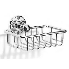 Samuel Heath N30 Soap Dish Polished Chrome