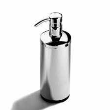 Samuel Heath L302 Liquid Soap & Lotion Dispenser Polished Chrome