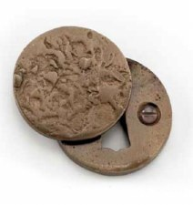 Covered Escutcheon Country Bronze