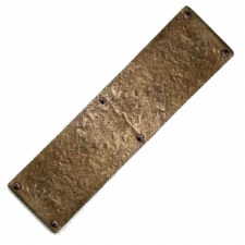 Finger Plate Country Bronze