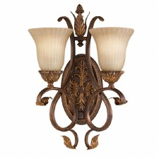 Feiss Sonoma Valley Double Wall Light