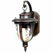 Elstead St Louis Outdoor Wall Light Lantern Small