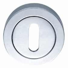 Standard Escutcheon Polished Chrome