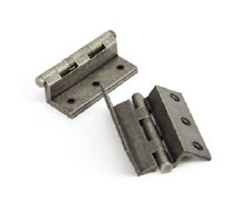 From The Anvil Stormproof Hinge Antique Pewter