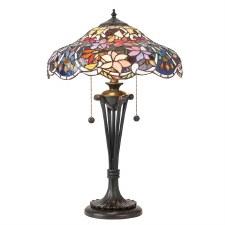 Interiors 1900 Sullivan Tiffany Table Lamp