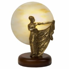 Sun Goddess Table Lamp Small