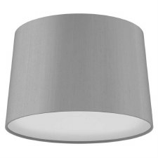 David Hunt Tapered Drum Shade TAP25 25cm Band A with Metallic Lining