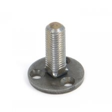 From The Anvil Threaded Taylors Spindle Zinc Plated