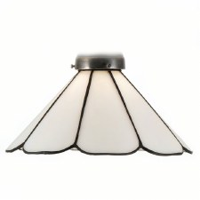 Tiffany 8 Panel Iridised  Shade