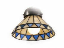 "Tiffany Egyptian Coolie 6"" Shade"