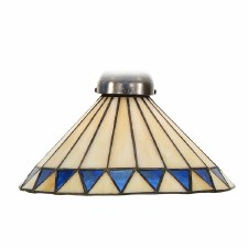 "Tiffany Egyptian Coolie 10"" Shade"
