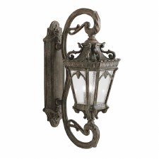Kichler Tournai Grand Wall Lantern Londonderry Finish