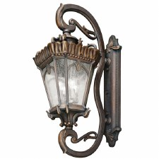 Kichler Tournai Grand Extra-Large Wall Lantern Londonderry Finish