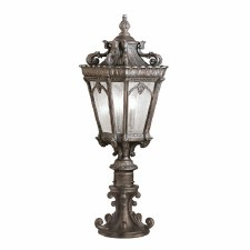Kichler Tournai Pedestal Light Londonderry Finish