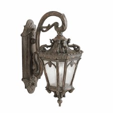 Kichler Tournai Large Wall Lantern Londonderry Finish