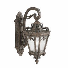 Kichler Tournai Medium Wall Lantern Londonderry Finish