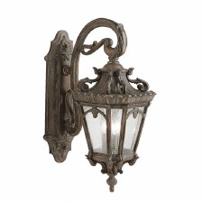 Kichler Tournai Extra-Large Wall Lantern Londonderry Finish