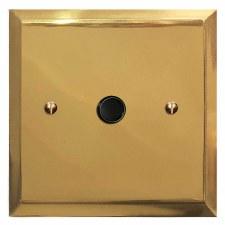 Mode Flex Outlet Polished Brass Unlacquered