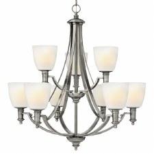 Hinkley Truman 9 Light Chandelier
