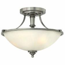 Hinkley Truman Semi Flush Ceiling Light