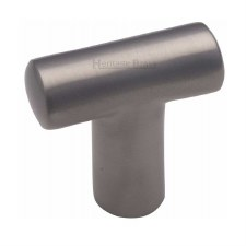 Heritage T Shaped Cabinet Knob C2234 Satin Nickel