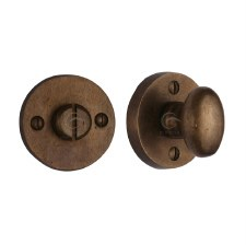 Heritage Turn & Release RBL555 Solid Bronze Rustic