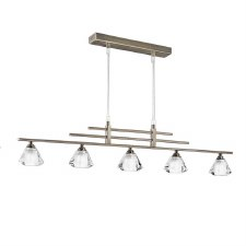 Franklite Twista Rise and Fall Light Bronze