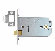 "Union 26773/5"" Horizontal Door Latch SCP"