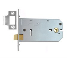 "Union 26773/6"" Horizontal Door Latch SCP"