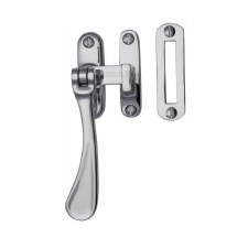Heritage Casement Fastener V1003 Polished Chrome