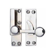 Heritage Sash Fastener V1100 Polished Chrome
