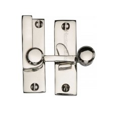 Heritage Sash Fastener V1100 Polished Nickel