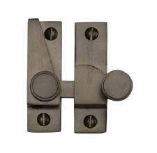 Heritage Hook Plate Sash Fastener V1106 Matt Bronze