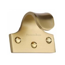 Heritage Sash Lift V1110 Satin Brass