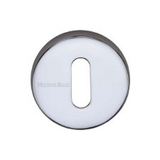 Heritage V4007 Escutcheon Polished Chrome