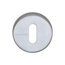 Heritage V4007 Escutcheon Satin Chrome