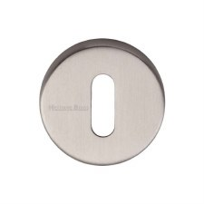 Heritage V4007 Escutcheon Satin Nickel