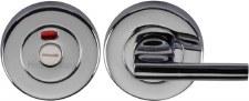 Heritage V4048 Indicator Bathroom Thumb Turn & Release Polished Chrome