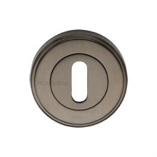 Heritage V5000 Escutcheon Matt Bronze Lacquered