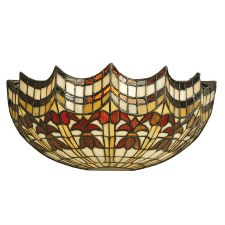 Interiors 1900 Vesta Tiffany Wall Light