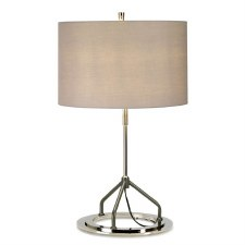 Elstead Vicenza Table Lamp Grey