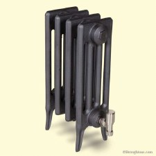 The Victoriana 4 Column Cast Iron Radiator