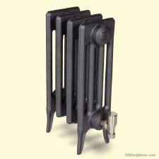 The Victoriana 4 Column Cast Iron Radiator