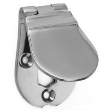Croft Waterloo Escutcheon 4570 Polished Chrome