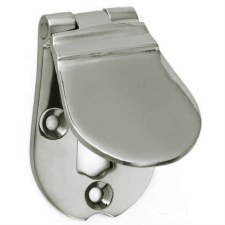 Croft Waterloo Escutcheon 4570 Polished Nickel