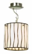 Wavy Fused Tiffany Ceiling Pendant Light