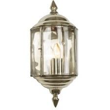 Wentworth Passage Lantern Nickel