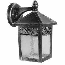 Elstead Winchcombe Outdoor Wall Light Lantern Black