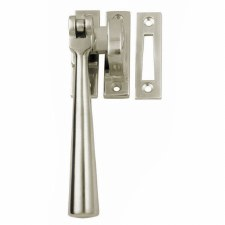 Contemporary Window Handle Satin Nickel
